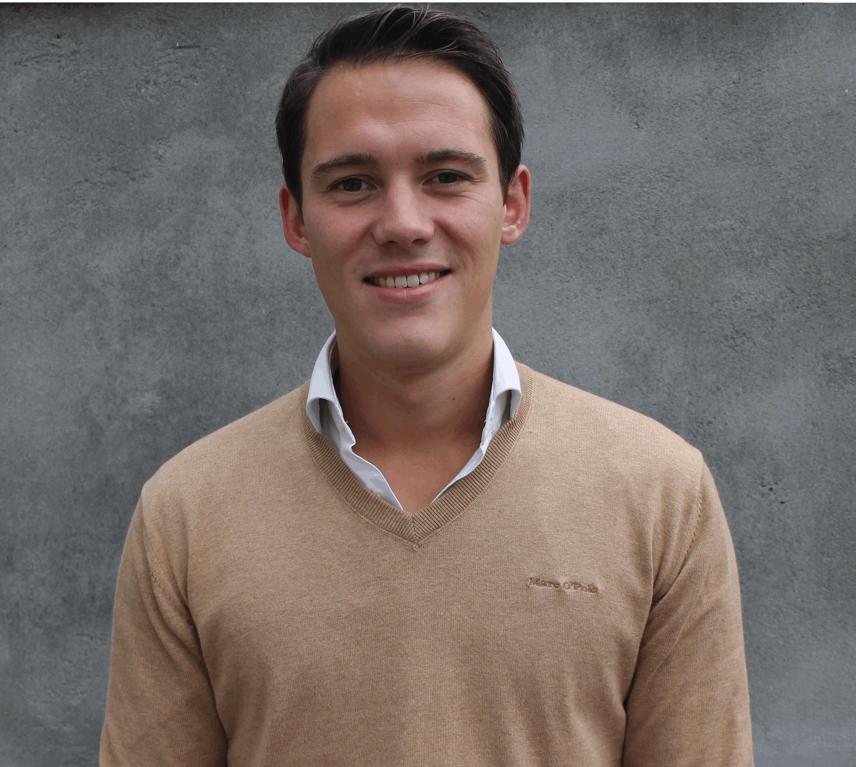 Renaldo Melkert at Aan Innovatie
